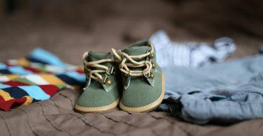 Бебешките дрешки