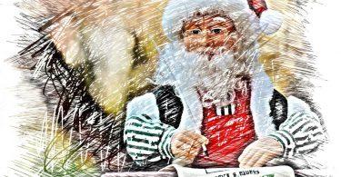 Дядо Коледа, Снежанка и лудостта на една майка