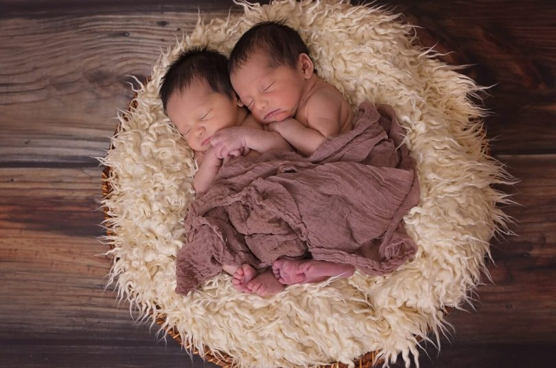 В рода ми няма близнаци