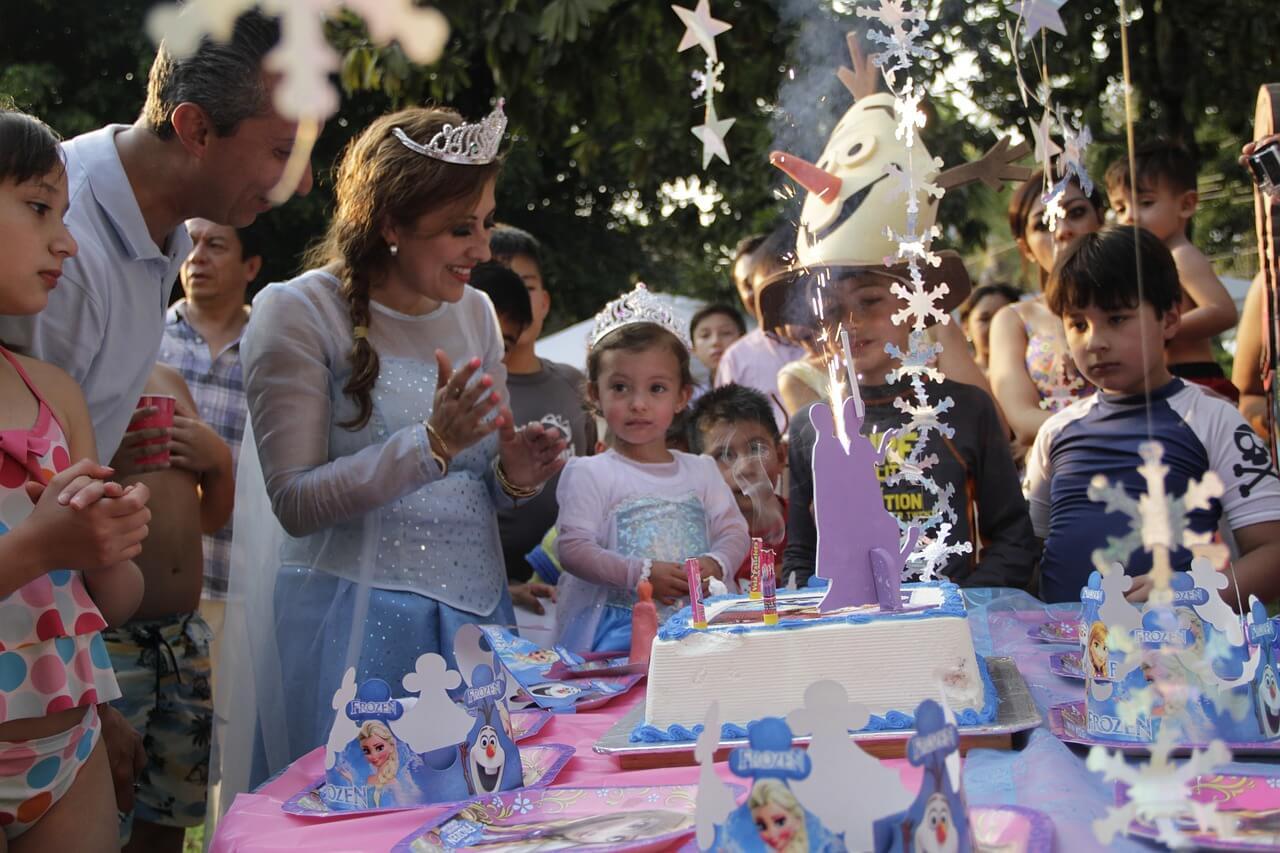 Детските партита