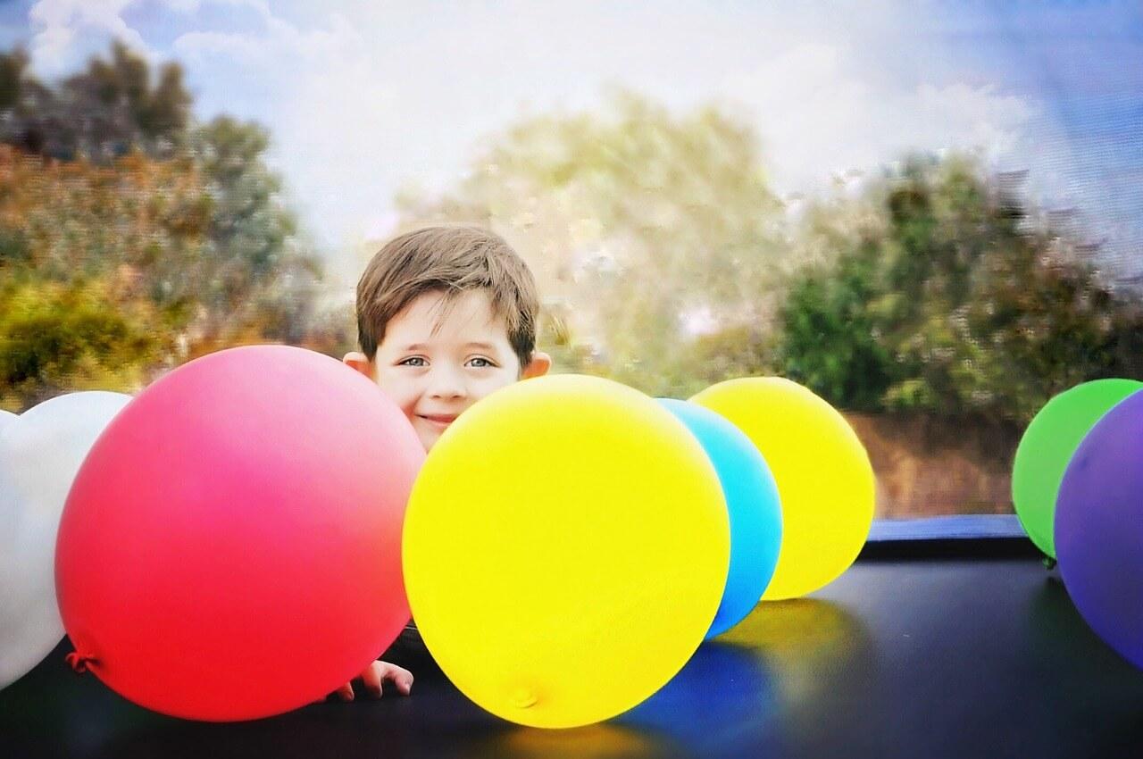 Детски балони